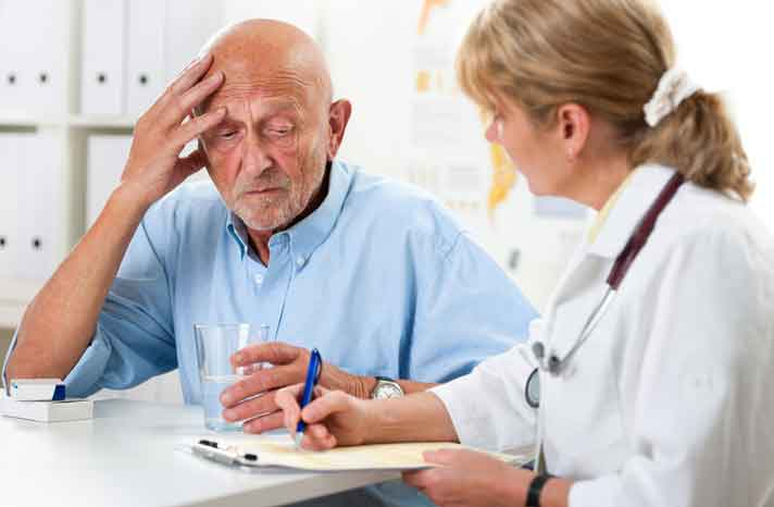 Hearing loss may cause dementia